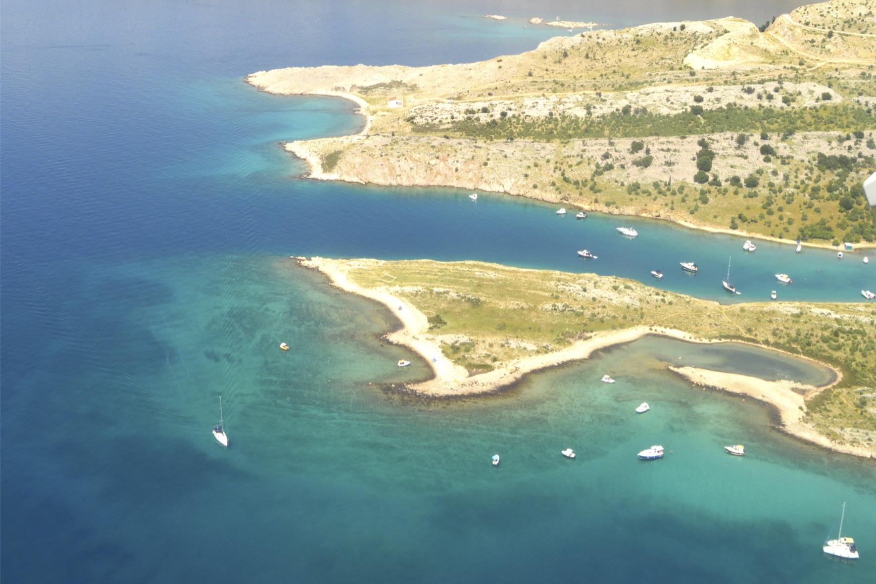 flottiglia in barca a vela viaggi maturità Croazia